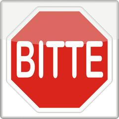 Verkehrszeichen, Stop
