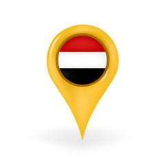 Location Yemen