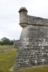 Castillo San Marcos - Watch tower