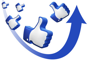 Social Media Marketing - Thumb up!