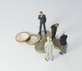 Réflexion sur les résultats d'entreprise