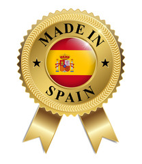 Made in Spain (Gold)