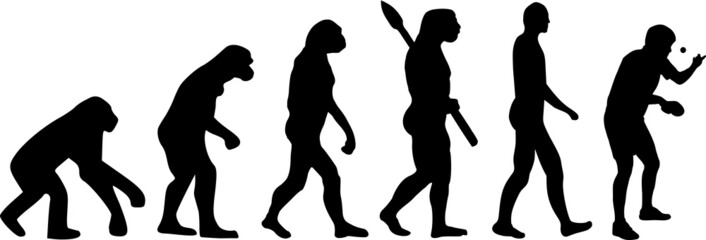 Table Tennis Evolution