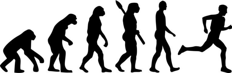 Runner Marathon Evolution