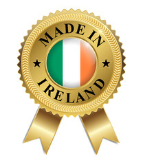 Made in Ireland (Gold)