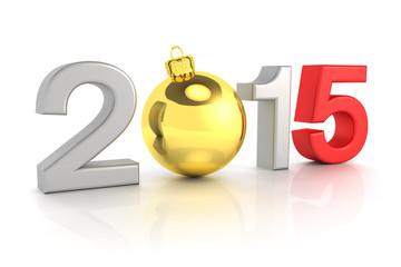 Happy New Year 2015 - Glitter Ball - Shot 7