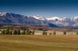Pagosa mountain range, colorado