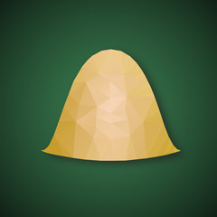 Bell polygon.