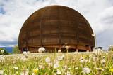 CERN building in Geneva, Switzerland