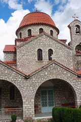 Byzantine Church Building