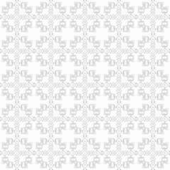 Abstract seamless background, native style