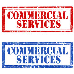 Commercial Services-stamps