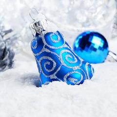 Christmas bells decorations