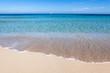 canvas print picture - Mallorca's Beach