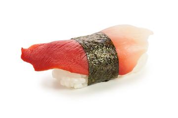 hokkigai nigiri sushi