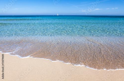 canvas print picture Mallorca's Beach