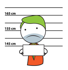 man jail
