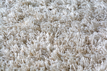 Close up of carpet textured selective focus