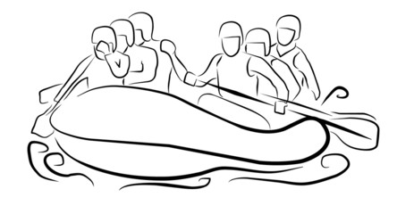 rafting sport