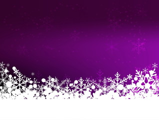 Christmas Background. Abstract Vector Illustration. Eps10