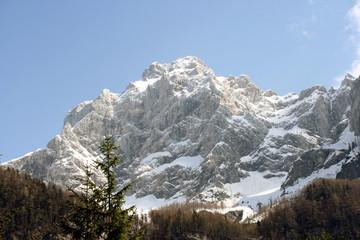 Alps in Slovenia