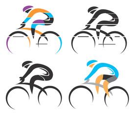 Cycling symbols