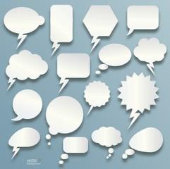 Communication Bubbles for you design