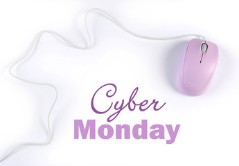 Cyber Monday Sale message
