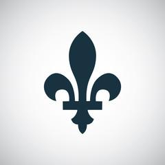 fleur-de-lys icon