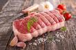 roast beef and ingredient