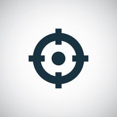optical sight icon