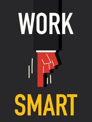 Word WORK SMART