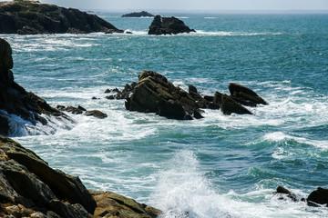 Bretagne côte sauvage