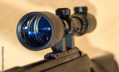 Optik zielen Waffen Krieg gewalt töten - 73091250