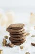 Christmas cookies arrangement