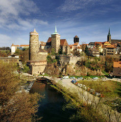 Bautzen - old town, Germany