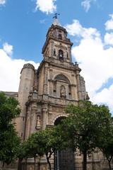 Church of San Miguel in Jerez de la Frontera, Andalusia, Spain