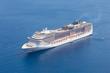 Luxury cruise ship. - 73095042