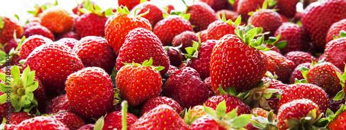 mata magnetyczna Strawberry panoramy.