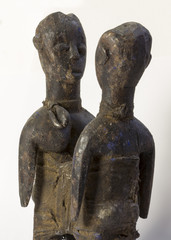 Statuettes africaine - couple
