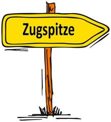 Zugspitze...