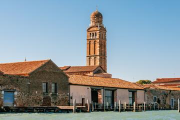 Church of Madonna dell'Orto in Venice, Italy