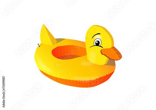 canard ballon - 73099887