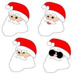 Emoticon [ Santa : 001 ]