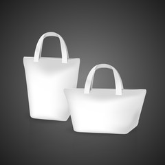 blank bags set