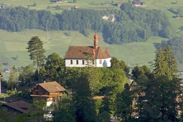 Kirche auf dem Flüeli, ob Sachseln