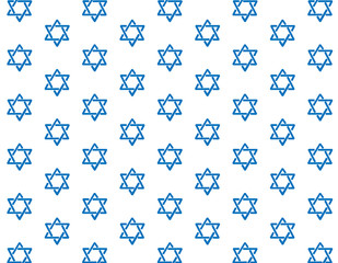 Star of David Background