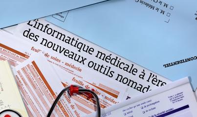 modernisation santé-médecine,outils connectés