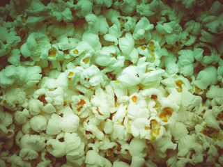 Retro look Pop Corn