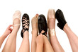 Styles of Dance Shoes in Feet - 73105044